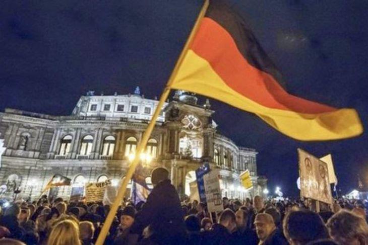 Warga Jerman mulai risih terhadap muslim migran dan pencari suaka