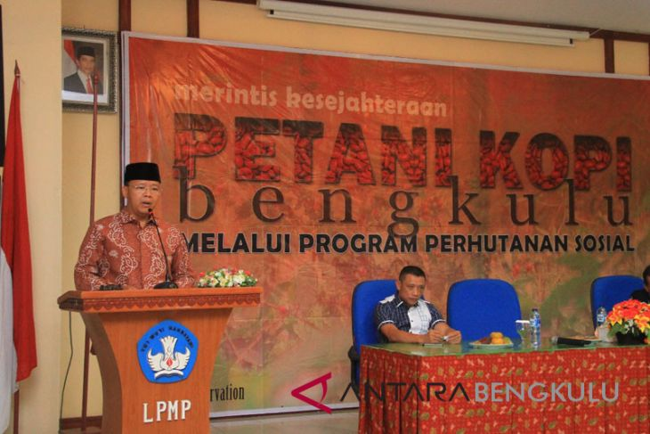 AEKI Bengkulu upayakan alih perhutanan sosial untuk petani