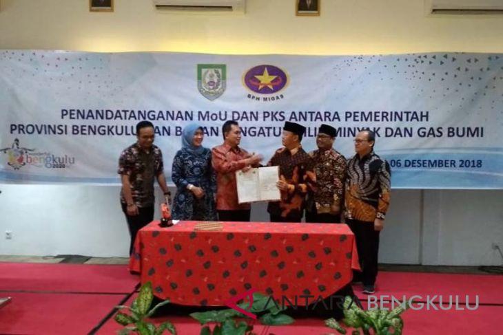BPH Migas-Bengkulu sepakat pertukaran data konsumsi BBM