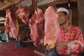 Pemkot Sukabumi antisipasi daging tidak layak konsumsi