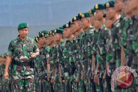 Personel Armed Sukabumi Tangkap Anggota TNI Gadungan