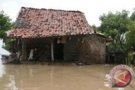 BPBD Karawang mewaspadai delapan kecamatan rawan banjir