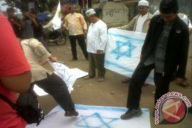 Giliran enam orang Israel terluka di Tepi Barat