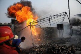 Ini pemicu kebakaran yang tewaskan dua warga Bekasi