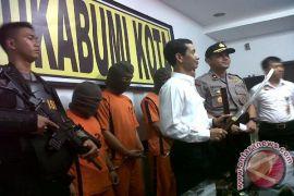 Anggota Geng Motor Sukabumi Dikenakan Wajib Lapor