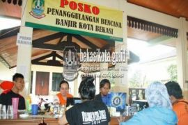 BPBD Bekasi aktifkan posko utama bencana