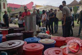 Nenggak miras oplosan, lima warga Sukabumi Tewas