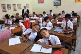 Bekasi Realisasikan 1.411 Kelas Baru Sepanjang 2013-2017