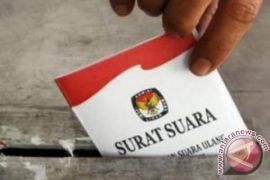 KPU Bekasi cetak 1.434.351 surat suara Pilkada