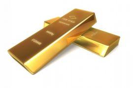 Harga emas hanya naik 0,33 persen