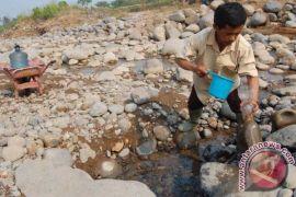 Ada 15 desa di Karawang masih kekeringan