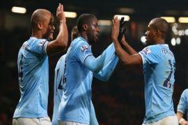 Manchester City Semakin Kokoh Dengan 59 Poin