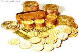 Nah, Setelah turun harga emas sudah naik lagi