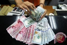 Giliran Kurs dolar AS menguat