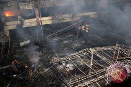 Tragis, Tiga Orang Jadi Korban Kebakaran di Warung Sunda