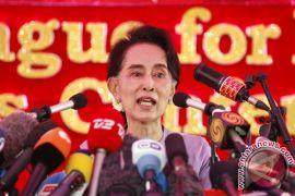 Amnesty Internasional cabut penghargaan HAM Aung San Suu Kyi