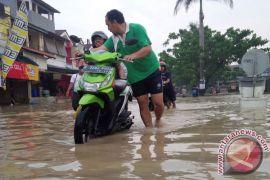 E-buffer alat pantau banjir Bekasi sedang diperbaiki