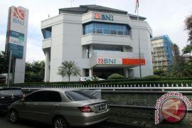 Bank Negara Indonesia sudah menyalurkan kredit ke PLN Rp1,1 Triliun