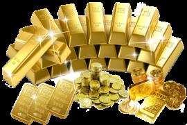 Ini dia, Harga emas naik sesi ketiga berturut-turut