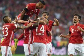 Bayern Munich kandaskan PSG 3-1 di ajang Champions Cup