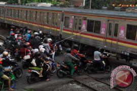 Ini rekayasa lalu lintas urai kemacetan perlintasan Martadinata Bogor
