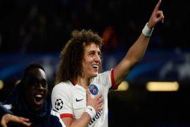 David Luiz Tetap Di Chelsea