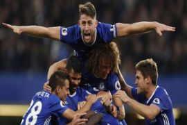 Chelsea gusur Liverpool puncaki klasemen sementara Liga Inggris