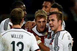 Piala Dunia - Juara bertahan Jerman kalah atas Meksiko