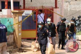 Ledakan guncang kosan di Cikembar Sukabumi