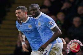 Manchester City sukses mempecundangi Arsenal dengan 2-0