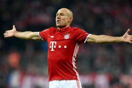 Ini kata Arjen Robben soal krisis kecil di Bayern Munich