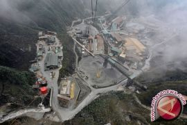 Menteri: Lingkungan makin terjaga dengan penguasaan Freeport