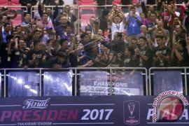 PSMS Bersiap Arungi Piala Presiden 2018