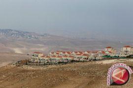 Permukiman Yahudi gagalkan penyelesaian dua-negara
