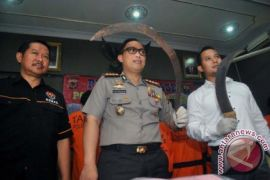 Polresta Bogor Tangkap 12 Pelaku Kejahatan