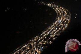 Jasa Marga kembali terapkan satu arah Tol Jakarta-Cikampek