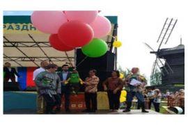 Indonesia Menjadi Tamu Kehormatan Pada Festival Ketimun