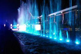 Wisata air mancur 'Berjoged' Purwakarta dihentikan sementara