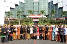 Menteri Pariwisata Arief Yahya Pada HUT Ke-72 Kemerdekaan RI Tahun 2017