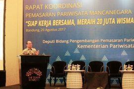 Indonesia Fokus Jaring Wisman Asia Pasifik