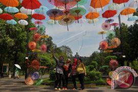 Pengunjung Taman Wisata Candi Borobudur Terus Meningkat
