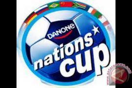 Garuda Muda Indonesia Terproduktif Cetak Gol Danone Cup