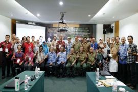 Lampung Menjadi Percontohan Kawasan Konservasi Nasional