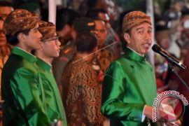 Presiden Joko Widodo Menikahkan Putri Semata Wayangnya