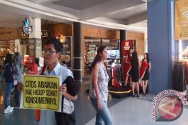 Aktivis Pengendalian Tembakau Jakarta Gelar Aksi Bisu (Video)