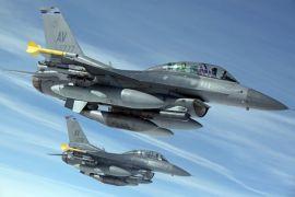 Jet tempur Rusia serang pemberontak Suriah