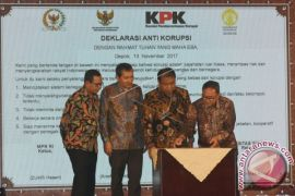 KPK nyatakan korupsi hancurkan negara