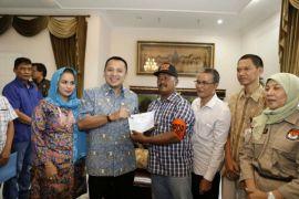 Coklit: Gubernur Lampung Ridho Ficardo Akan Mencoblos Di TPS 7 Sumur Batu