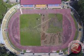 PT LIB Cek Kelayakan Stadion Bumi Palembang