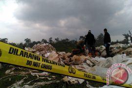 Ini tersangka pembuangan limbah B3 di Karawang